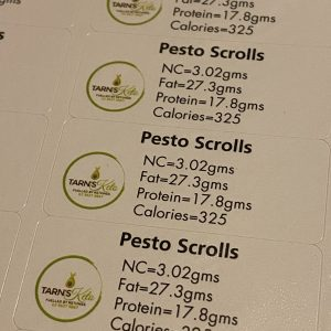 PESTO SCROLLS