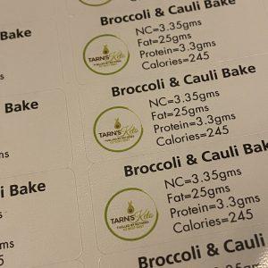 BROCCOLI AND CAULI BAKE