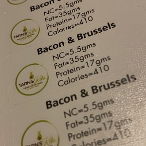 BACON AND BRUSSELS