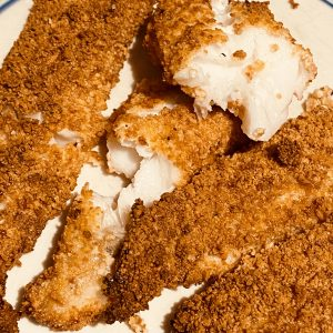 Crumbed Fish Fillets