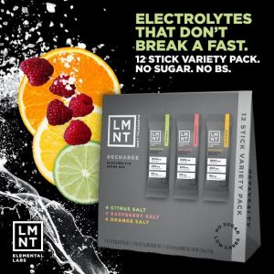 LMNT ELECTROLYTE Drinks Variety Pack